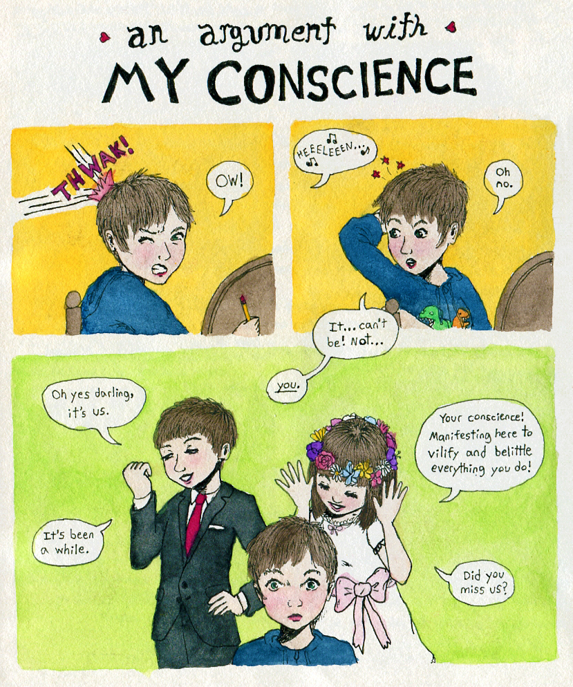 Conscience Part One