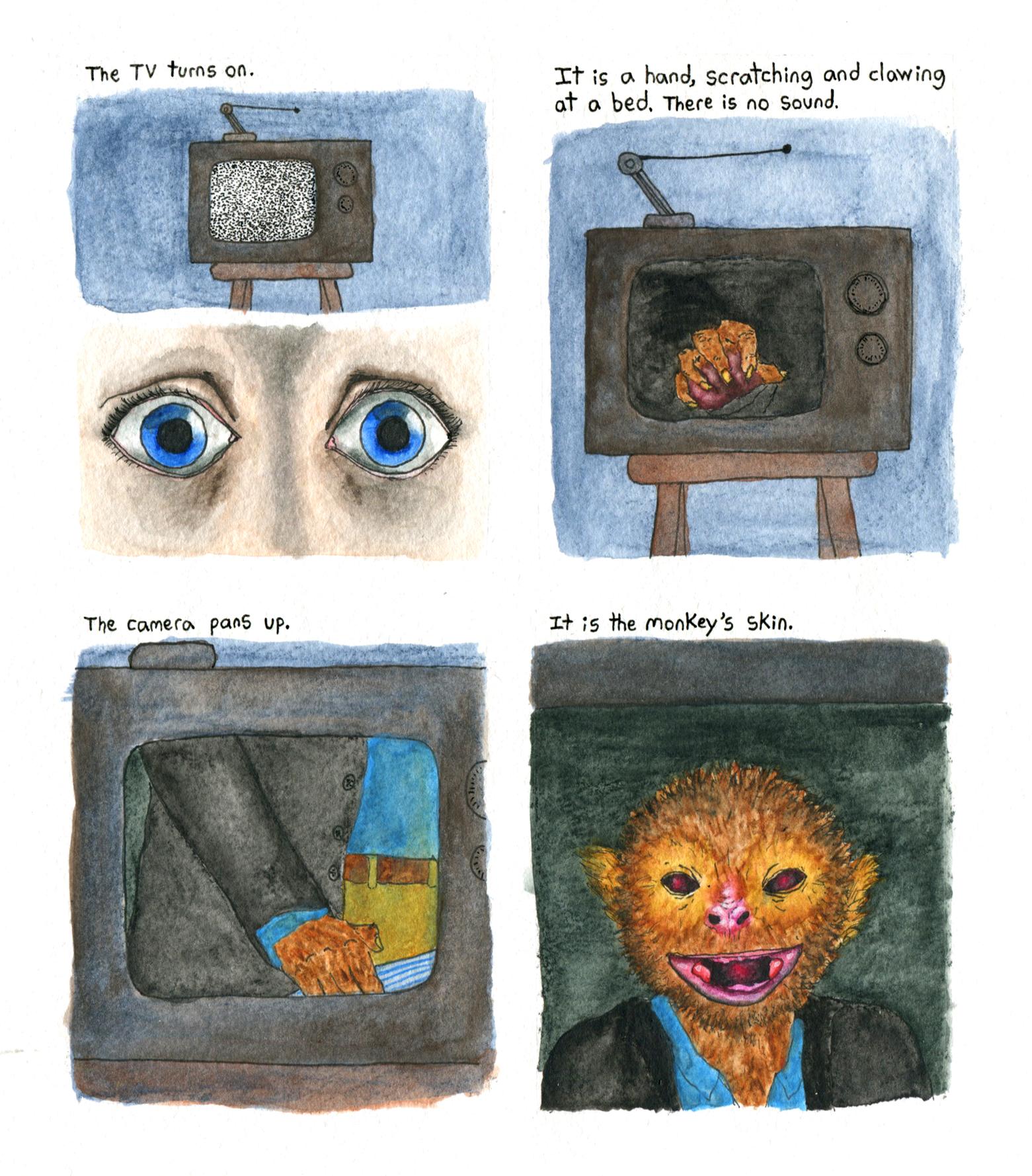Monkey's Skin Part Five
